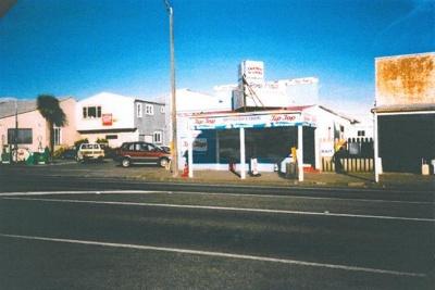 Ron's Place Dairy. Weraroa Road, Waverley.; PH2012.0028