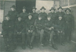 Soldiers in the 1916 war.; PH2012.0030