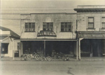 Julian Bates Cycle Store, Patea.; PH2013.0139