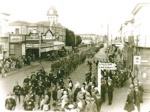 Parade. Princes Street, Hawera.; PH2012.0089