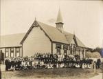 Patea Primary School circa 1909; PH2013.0131