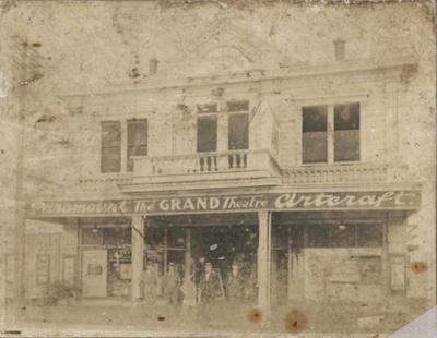 Grand Theatre, Hawera; PH2013.0099