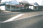 Waverley Butcher, Basics Op Shop. Weraroa Road, Waverley.; PH2012.0016