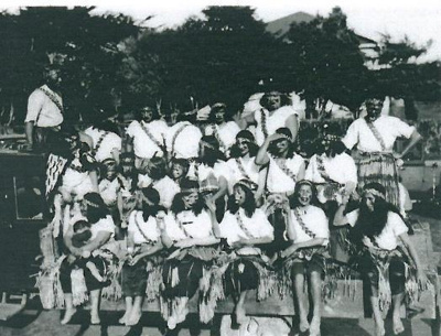Maori Performers; PH2012.0100