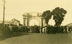 Memorial Arch, Hawera; PH2012.0065