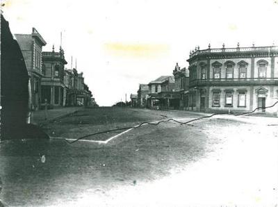 Patea's main street.; PH2012.0012