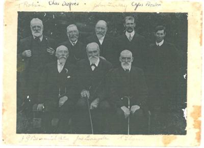 Group photo; PH2012.0057