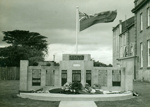 Pātea War Memorial ; H. H. Baker, Pātea; PH2012.0085