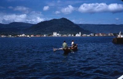 Slide: Apia, Samoa; Sybil Dunn; Keith Dunn; 2013.264.141