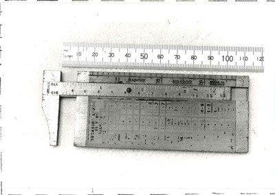 Tool: Rope measure; John Rabone & Sons; 9999.1130