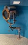 Aldis signal lamp, Mitchells patent 24014; L1994.351.192