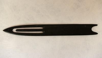 Netmaker's needle; 1993.130.30