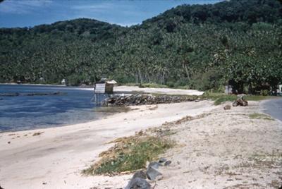 Slide: Beach; Sybil Dunn; Keith Dunn; 2013.264.198
