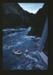 Slide: 'Cape Brett. Andy & Phillips in dinghy. Johnston on rock landing.'; Reginald Squire; 2015.63.4