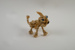 Rope figurine, dog; Jerry Chaillet; 1992.134.3