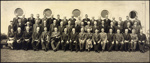 Photograph: Delegates at Harbour Conference, Auckland, 1946.; Auckland Harbour Board. Engineer's Dept.; 2010.132.306