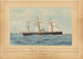 "Painting: ""S.S. SARMATIAN Allen Line - Liverpool & Canada""; F.W. Coombes; 1994.97.4"