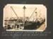 Photograph: SS WEST ISLIP, stern view; Foss Tackaberry; 2015.69.58