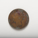 Coin: Victorian penny dated 1858.; Royal Mint, UK; 2017.8.28