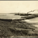 Photograph: Reclamation east of Power Station, Auckland, 1919.; Auckland Harbour Board. Engineer's Dept.; 2010.132.371