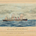 Painting: Cunard Co.'s SS