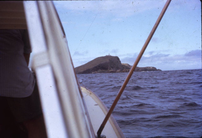 Slide: Mokohinau from BANSHEE; Murray Williscroft; 2015.152.32
