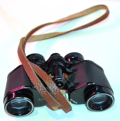 Binoculars; Carl Zeiss