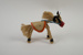 Rope figurine, horse; Jerry Chaillet; 1992.134.4