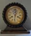 Clock, Cabin, ex steam ship WISTOW HALL, Hall Line; Ansonia Clock Company; L1994.351.310