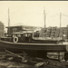 Photograph: Auckland Harbour Board launch ORERE (1886), 1923.; Auckland Harbour Board. Engineer's Dept.; 2010.132.318