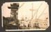 Photograph: MV BRAND discharging sulphur, Central Wharf; Foss Tackaberry; 2015.69.19