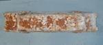 Aluminium ingot, from the wreck of MS RENA; New Zealand Aluminium Smelter; 2016.113.11