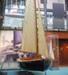 IRON DUKE, X Class yacht, Mr  Gladwyn Bailey    Auckland New Zealand, 1920, 196
