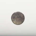 Coin: probably a silver shilling; Royal Mint, UK; 2017.8.12
