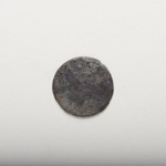 Coin: probably a silver shilling; Royal Mint, UK; 2017.8.10
