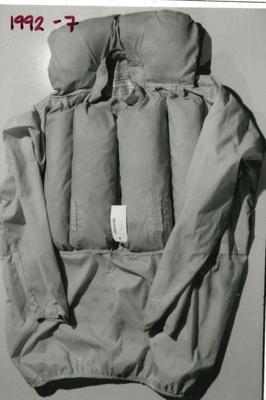 Hutchwilco adult lifejacket; Hutchwilco; 1992.7