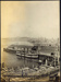 Photograph: View looking north east from Endean's Building, 1912.; Auckland Harbour Board. Engineer's Dept.; 2010.132.11