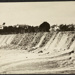 Photograph: Reclamation at Shoal Bay for Devonport Borough Council, 1925.; Auckland Harbour Board. Engineer's Dept.; 2010.132.344