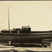 Photograph: Auckland Harbour Board launch TE HAURAKI, 1923.; Auckland Harbour Board. Engineer's Dept.; 2010.132.319