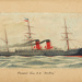Painting: Cunard Line S.S.