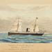 Painting: Oceanic Co.'s R.M.S.