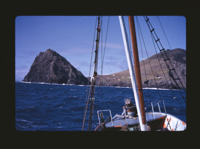 Slide: 'Cape Brett'; Reginald Squire; 2015.63.9