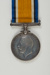 Medal: the British War Medal and ribbon, World War I; Royal Mint, UK; William McMillan; 1999.86.7
