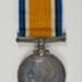 Medal: the British War Medal and ribbon, World War I; Royal Mint, UK; William McMillan; 1999.86.7