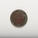 Coin: Victorian half penny dated 1853.; Royal Mint, UK; 2017.8.29