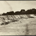 Photograph: Reclamation at Shoal Bay for Devonport Borough Council, 1925.; Auckland Harbour Board. Engineer's Dept.; 2010.132.342