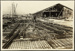 Photograph: Western Wharf Extension, 1926.; Auckland Harbour Board. Engineer's Dept.; 2010.132.126