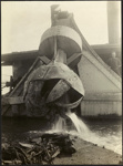Photograph: Suction dredge No. 2, Auckland, date unknown.; Auckland Harbour Board. Engineer's Dept.; 2010.132.315
