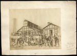 [Boiling Down Works Staff, Washdyke, Timaru]; 1870-1890; 3555