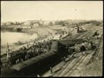 [Railway derailment, Timaru, 4 June 1927]; 04/06/1927; 0451